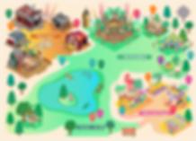 Neverworld Map