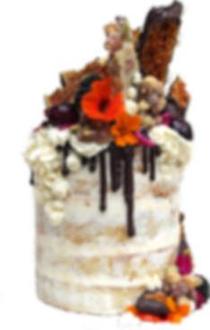 Ache for cake | naked cake | celebration cake|  drip cake