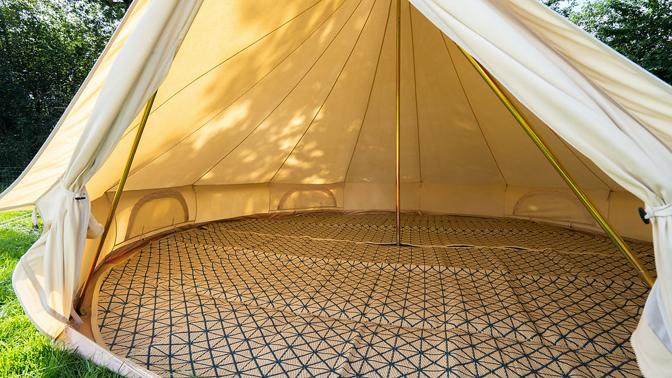 6 Person Bell Tent