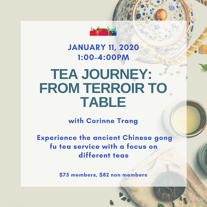 A Tea Journey: From Terroir to Table