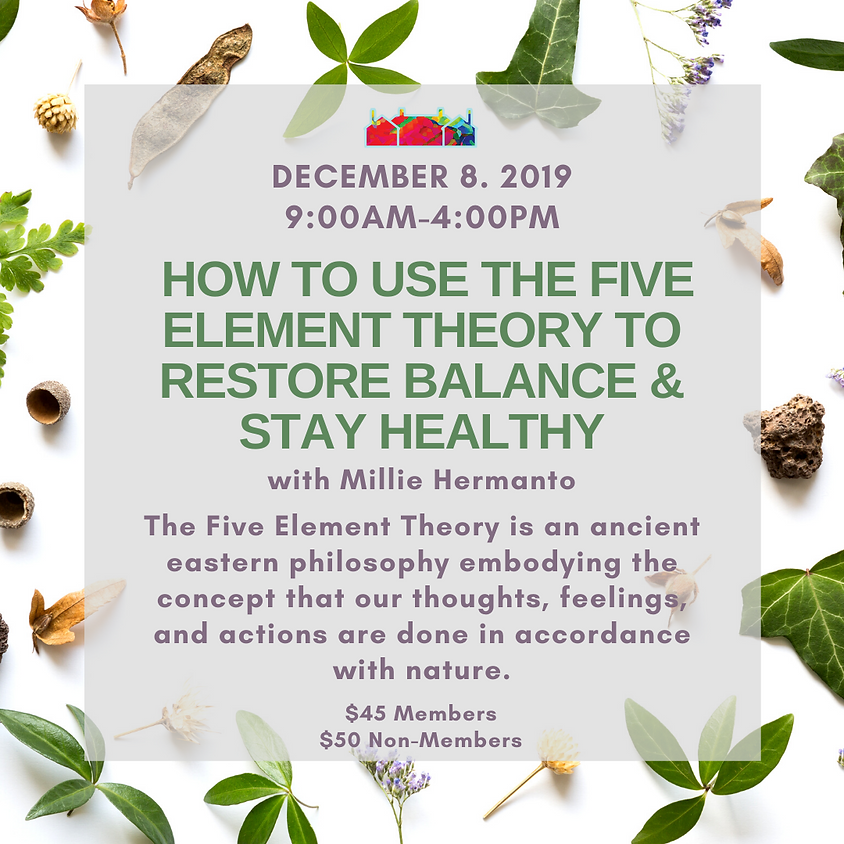 How To Use The Five Element Theory To Restore Balance & Stay Healthy