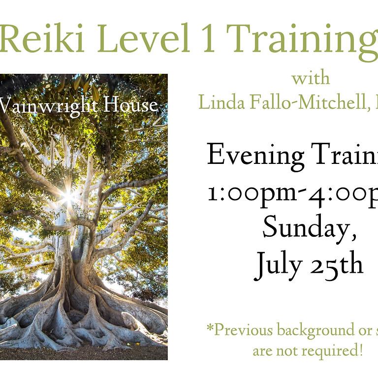 Reiki I Afternoon Training