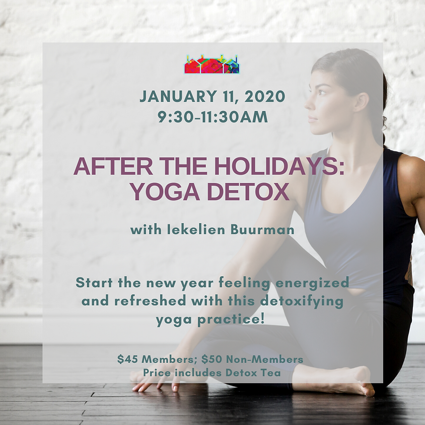 After the Holidays: Yoga Detox