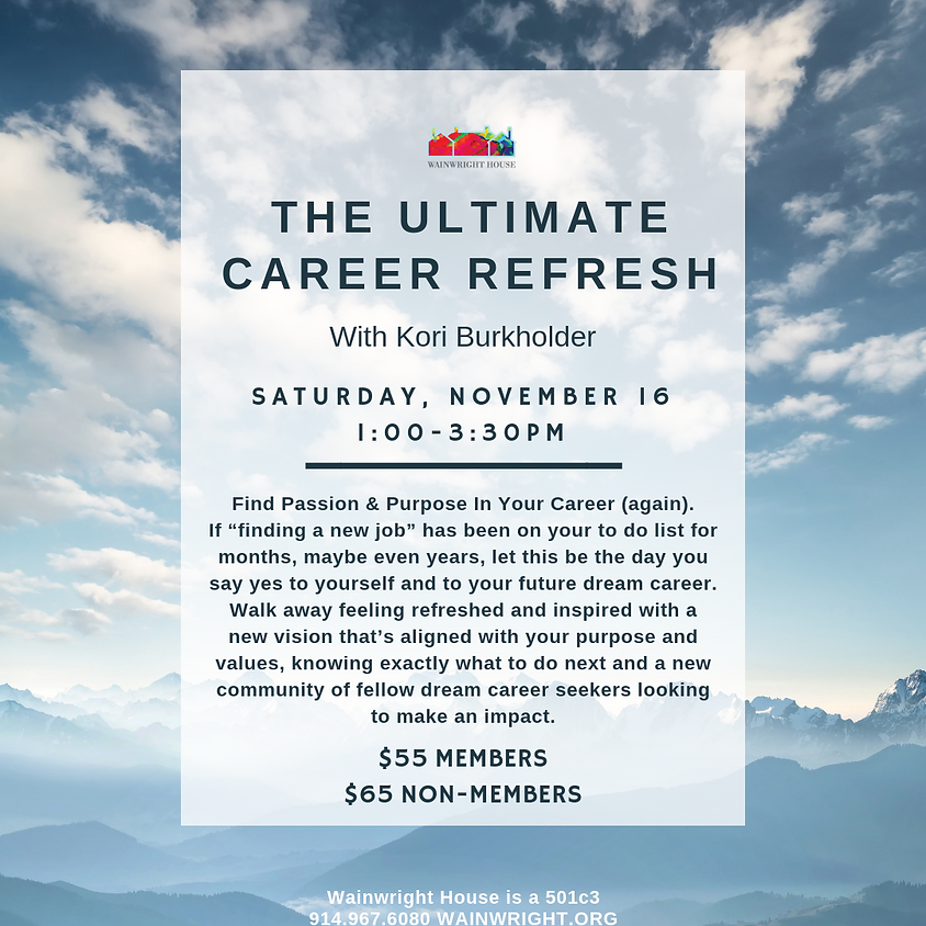 The Ultimate Career Refresh