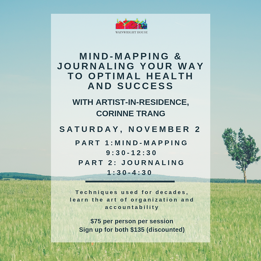 Mind-mapping and Journaling Your Way to Optimal Health and Success