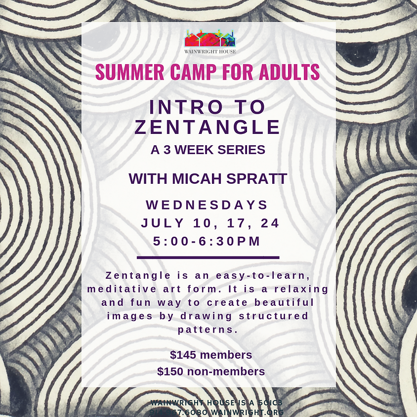 Intro to Zentangle