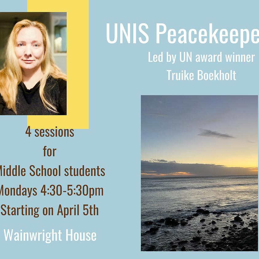 UNIS Peacekeepers 1 Class