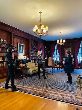 Deborah Walker Historical Tour on RYETV