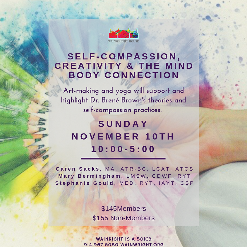 Self-Compassion, Creativity & the Mind-Body Connection