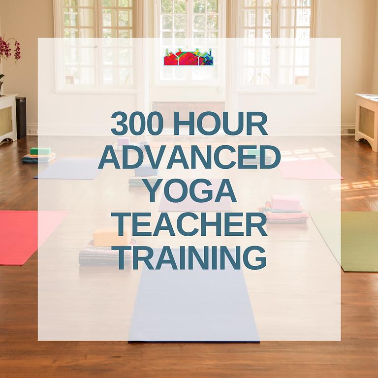 Wainwright House Advanced 300 Hour Yoga Teacher Training