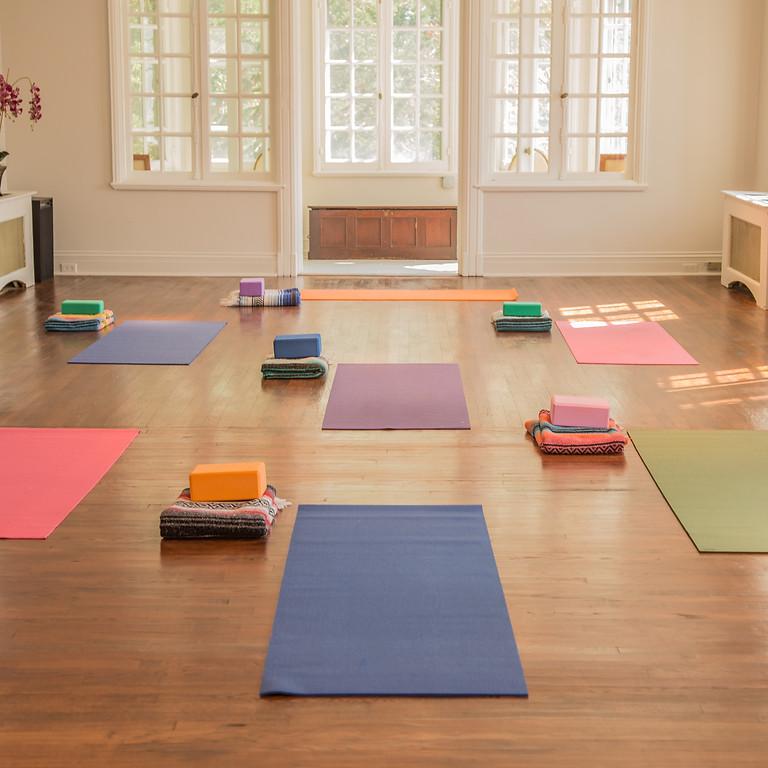 Mindful Movement: Yoga, Tai Chi,