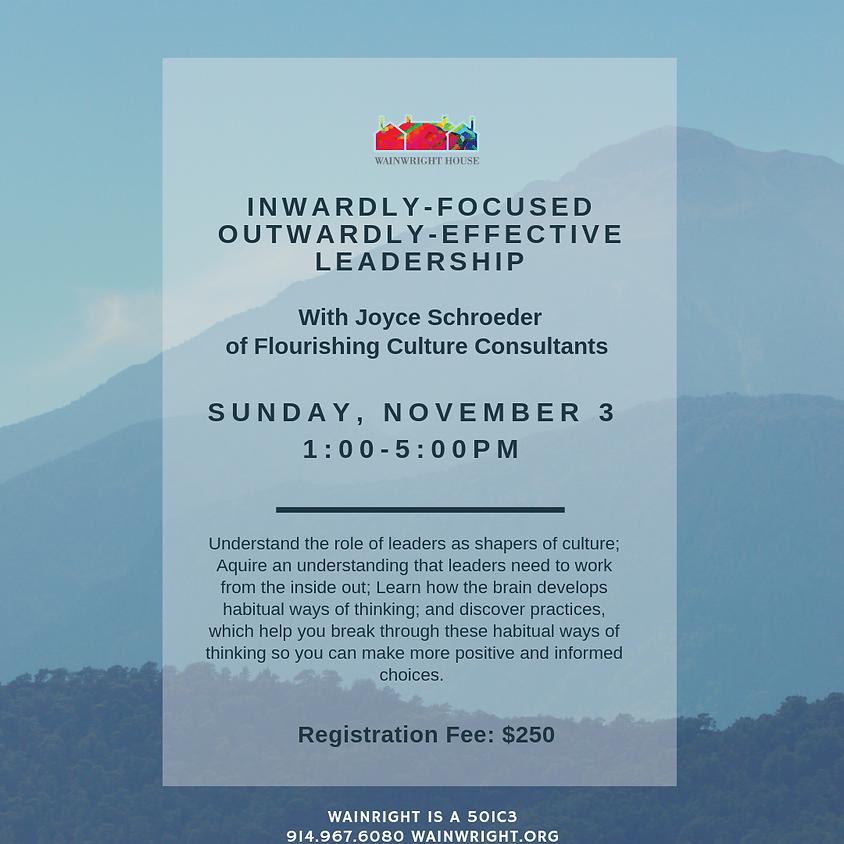 Inwardly-Focused Outwardly-Effective Leadership