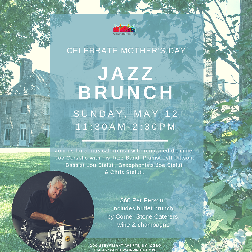 Jazz Brunch Featuring The Joe Corsello Band