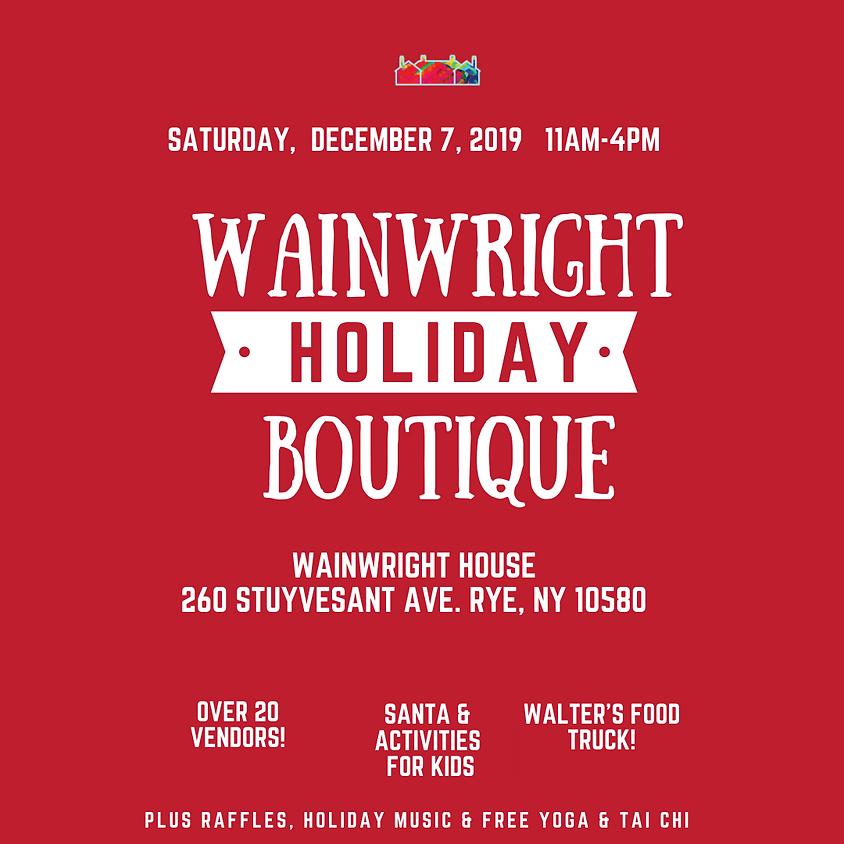 Wainwright House Holiday Boutique
