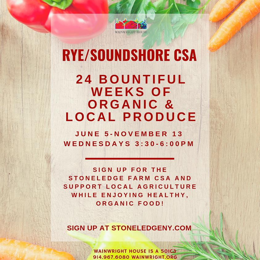Stoneledge Farm CSA
