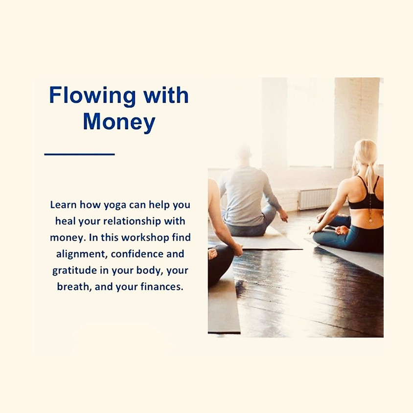 Flowing with Money