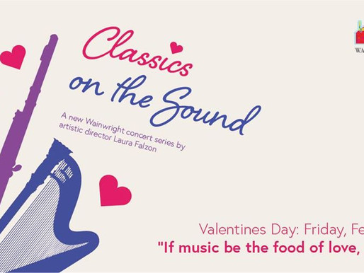 Classics on the Sound: A Concert Series by Laura Falzon
