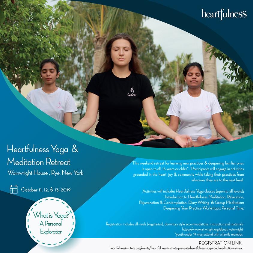 Heartfulness Yoga & Meditation Retreat