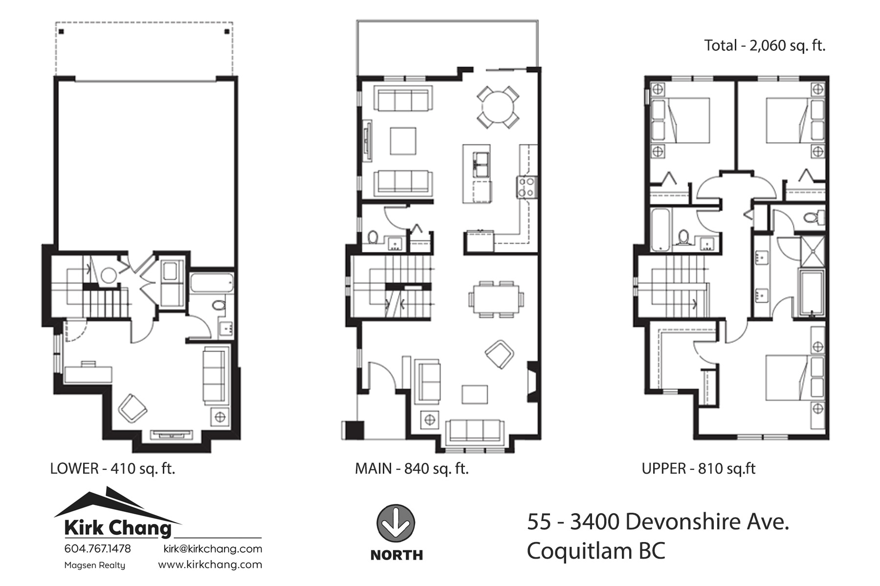 55 3400 Devonshire Ave. Coquitlam
