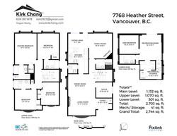 7768 Heather Street Vancouver