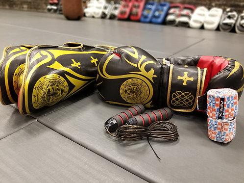 Muay Thai Bundle - w/ Shin Guards