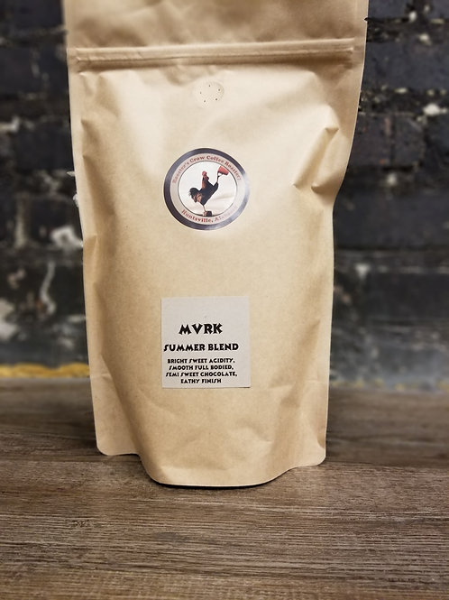 MVRK Summer Blend Whole Bean Coffee