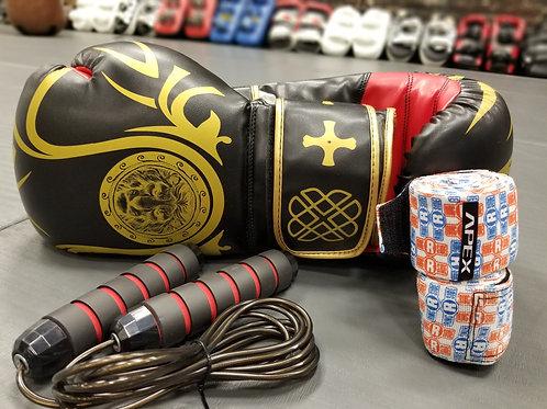 Muay Thai Bundle - w/o Shin Guards