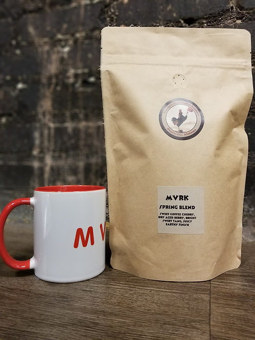 MVRK Spring Blend Whole Bean Coffee