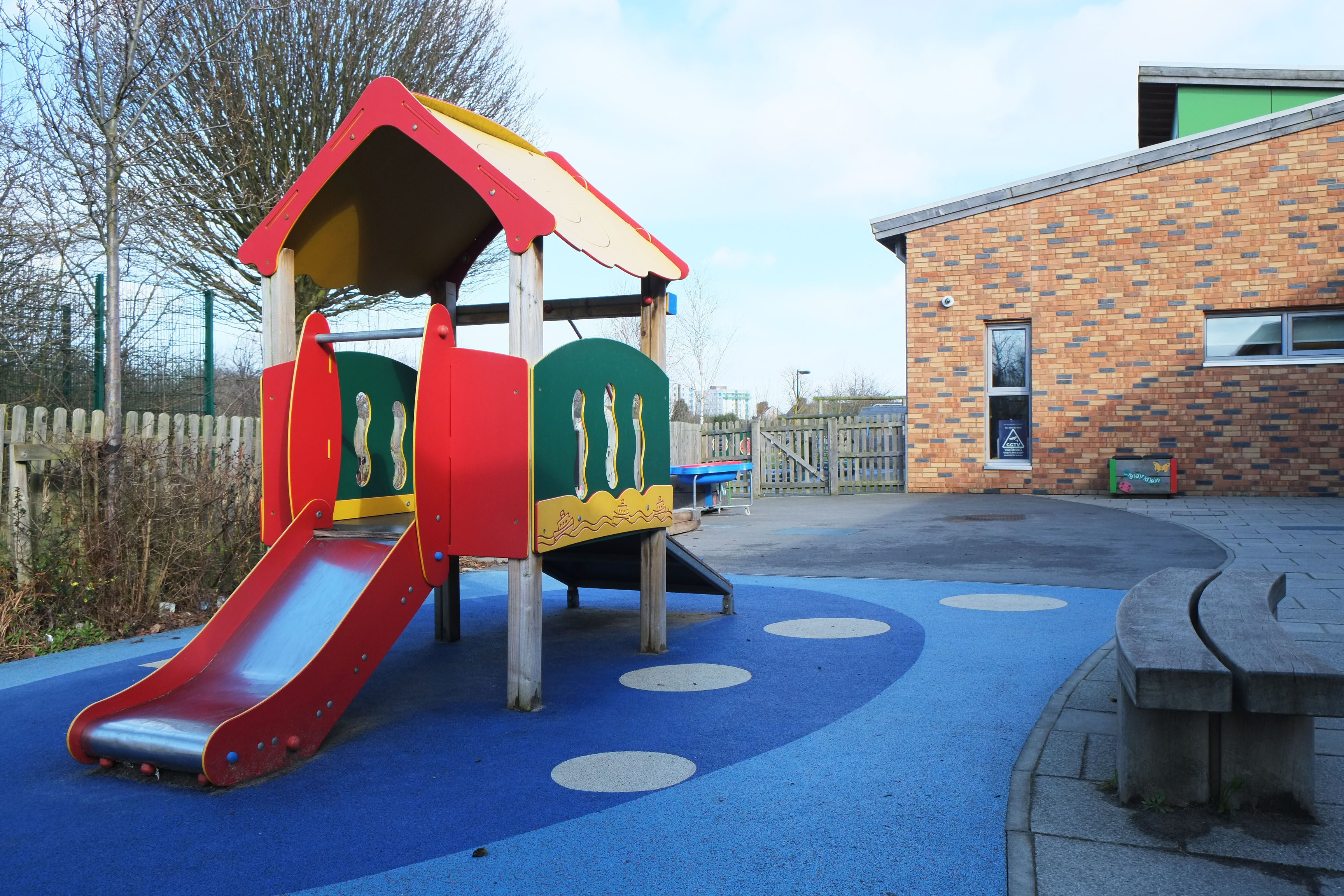 Early Years Play Area