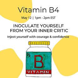 Vitamin B Zoom Webinar Series - Image 5.