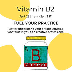 Vitamin B Zoom Webinar Series - Image 3.