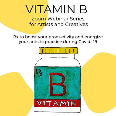 Vitamin B Zoom Webinar Series - Image 1.