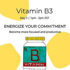 Vitamin B Zoom Webinar Series - Image 4.