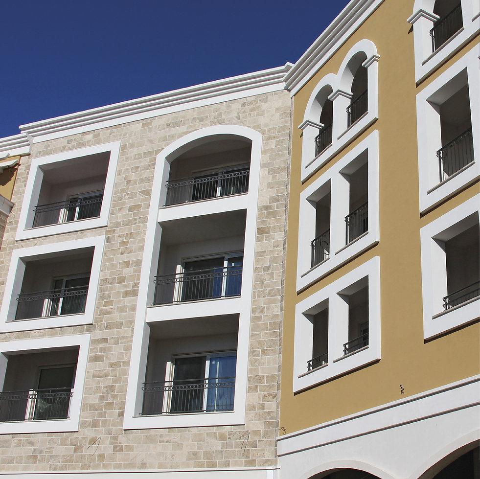 aluminijumske fasade, alukobon, trespa, fasade, Beograd, Pupin palata, staklene fasade, aluminijumska vrata, pvc stolarija, the chedi hotel