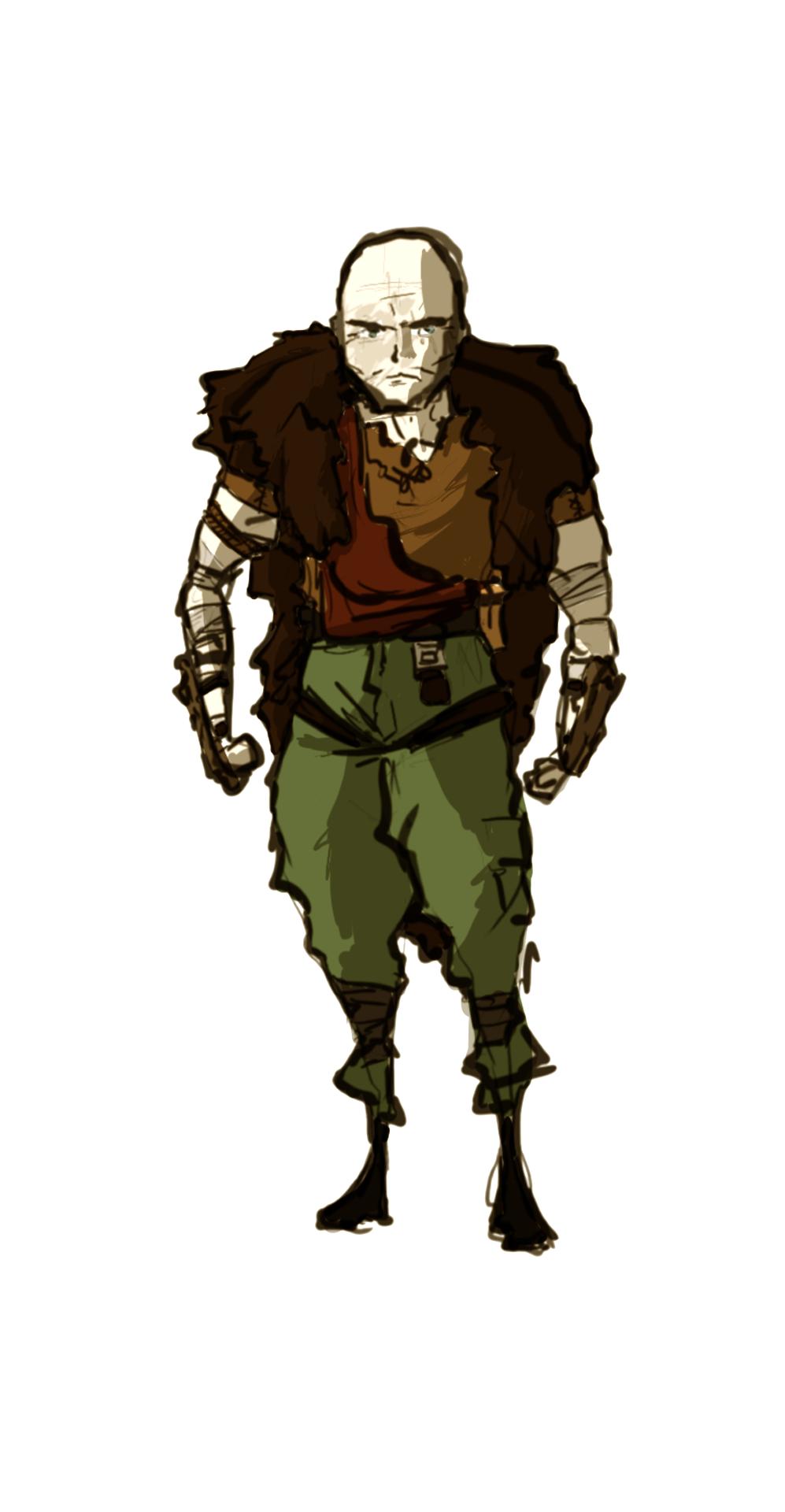 Ferox Elder Male