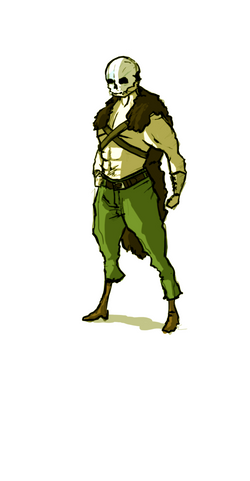 Ferox Male Guard