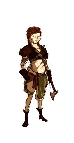 Ferox Elder Female