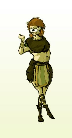 Ferox Female Guard