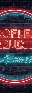 Roofless Production Neon Sign