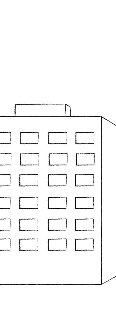 Erftstadt Skyline Illustration