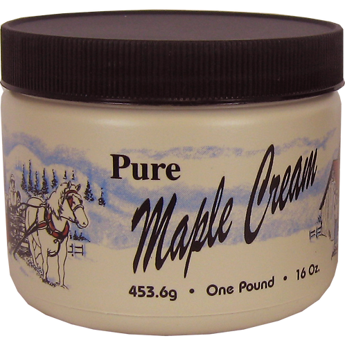Maple Syrup Cream (1 lb.)