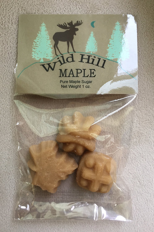 Maple Syrup Candy (1 oz.)