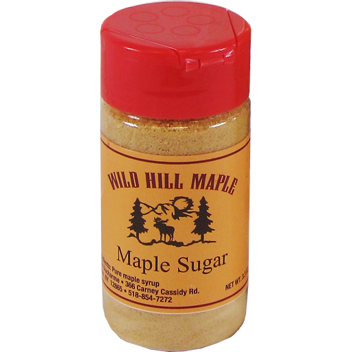 Granulated Maple Sugar (3 oz.)