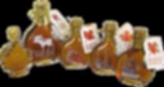 Maple Decorative Glass Scenes