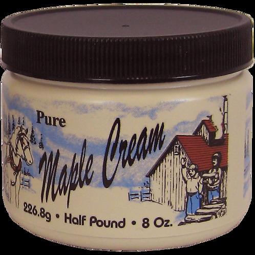 Maple Syrup Cream  (1/2 lb.)