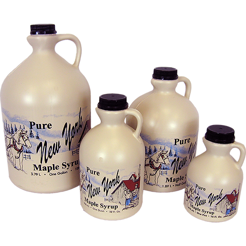 Maple Syrup Jug - Pint