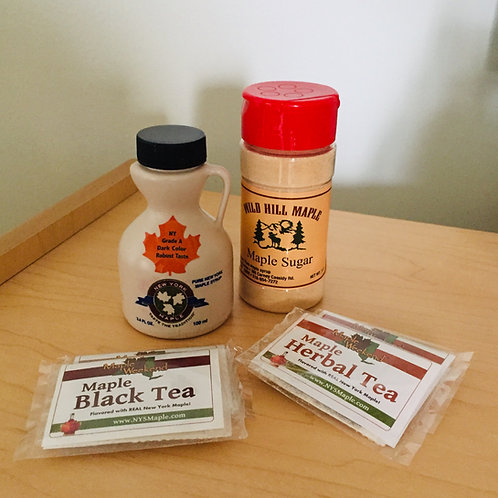 Maple Tea for Two