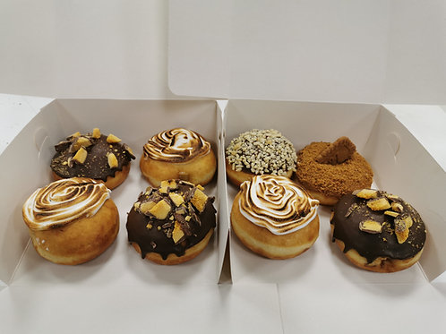 Mixed box of 8 delivered