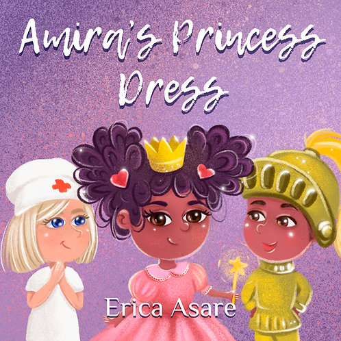 Amelia's Princess Dress eBook