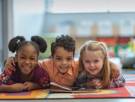 Why diverse and inclusive books are important and beneficial to your kid